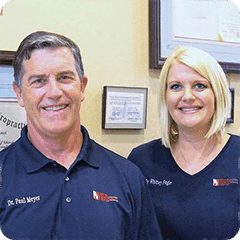 Chiropractor Arlington TX Paul Meyer and Whitney Fogle
